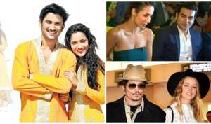 celebrity break-ups in bollywood and hollywood