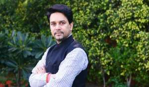 Anurag Thakur - India TV