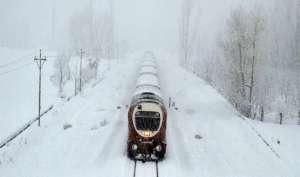 Kashmir Snowfall - India TV