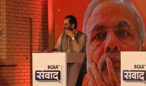 mukhtar abbas naqvi - India TV
