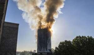london fire case - India TV