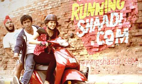 Running Shaadi - India TV