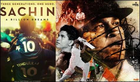 movie review sachin a billion dremas sachin the...