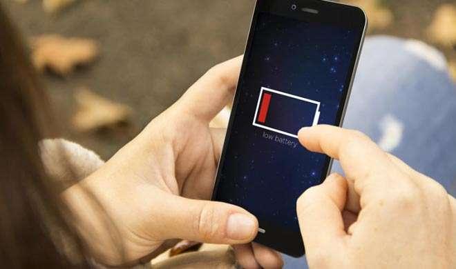 मोबाइल बैटरी की बढ़ानी है लाइफ, तो अपनाएं ये टिप्स