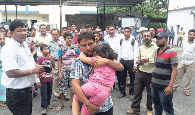 नेपाल में मिली स्पर्श, बिहार मे हुआ था अपहरण