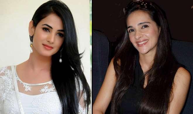 'मुंबई जूनियर्थन' के समर्थन में आईं सोनल चौहन और तारा शर्मा - India TV