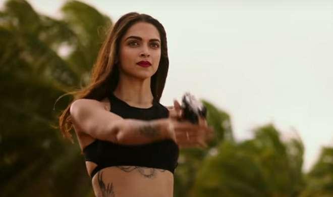 दीपिका ने 'XXX' के लिए नहीं छोड़ा अपना बॉलीवुड अंदाज - India TV