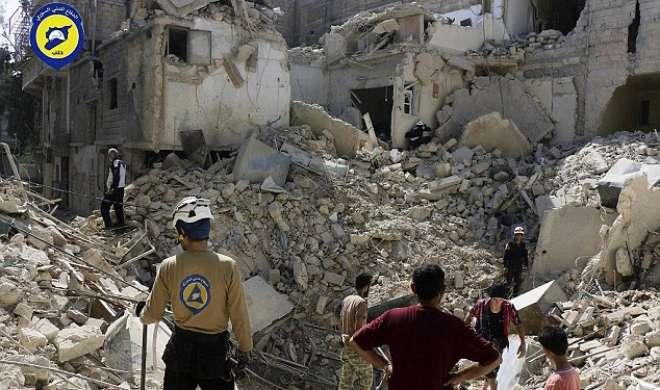 तुर्की की चेतावनी, सीरिया मसला न सुलझा तो हो सकता है तीसरा विश्व युद्ध - India TV
