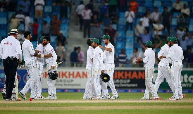 पाकिस्तान ने पहले दिन-रात टेस्ट मैच में वेस्ट इंडीज को 56 रनों से हराया - India TV