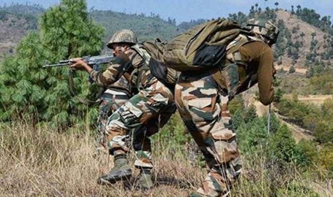 पाकिस्तान ने फिर तोड़ा सीजफायर, भारतीय चौकियों पर की फायरिंग