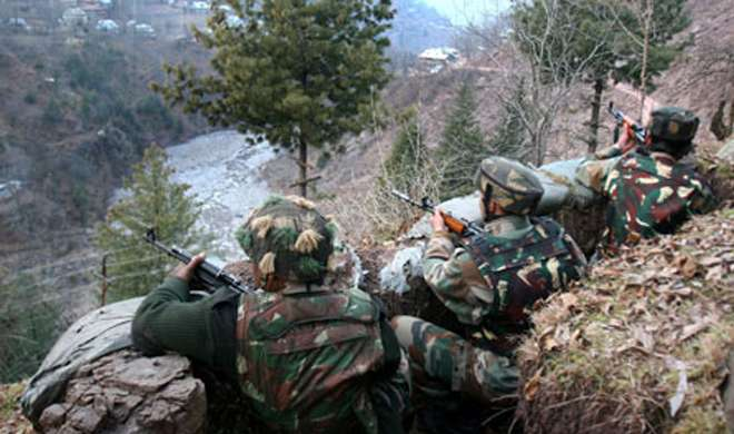 पाक ने फिर किया संघर्षविराम उल्लंघन, राजौरी में नियंत्रण रेखा पर स्थित चौकियों पर की गोलीबारी - India TV