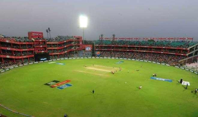 दिल्ली एकदिवसीय: अनिल कुंबले के पसंदीदा मैदान पर एक और जीत चाहता हैं भारत - India TV
