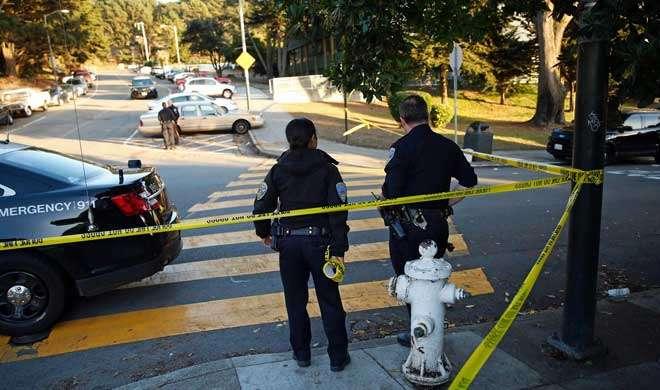 सैन फ्रांसिस्को: स्कूलों के बाहर विद्यार्थियों पर चलाई गोली