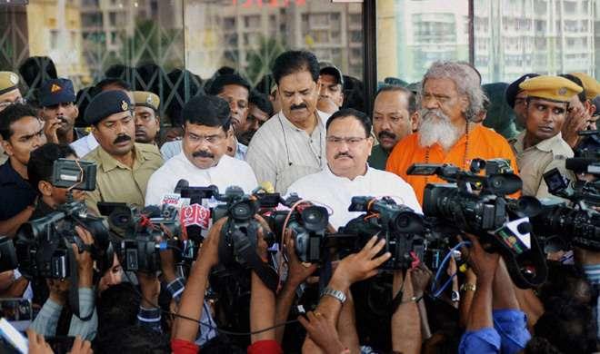 ओडिशा का सम अस्पताल बगैर अग्नि सुरक्षा मंजूरी के चल रहा था: नड्डा