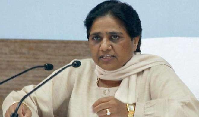 सर्जिकल स्ट्राइक का श्रेय संघ को देना सेना का अपमान: मायावती - India TV