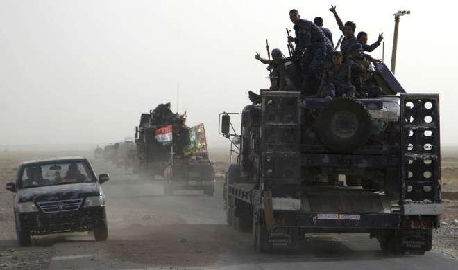 इराक़ ने मोसुल को ISIS से मुक्त कराने का शुरु किया अभियान - India TV
