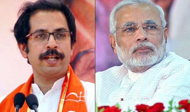 मंत्री की टिप्पणी पर शिवसेना ने मोदी को निशाने पर लिया - India TV