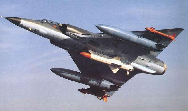 पाकिस्तान का लड़ाकू विमान मिराज दुर्घटनाग्रस्त - India TV