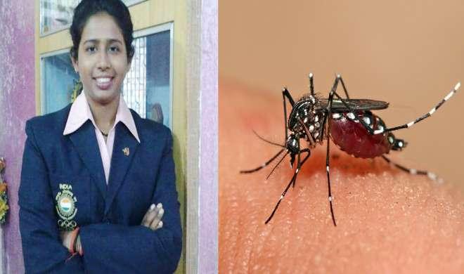 वाराणसी में अंतरराष्ट्रीय फुटबॉलर पूनम चौहान की डेंगू से मौत