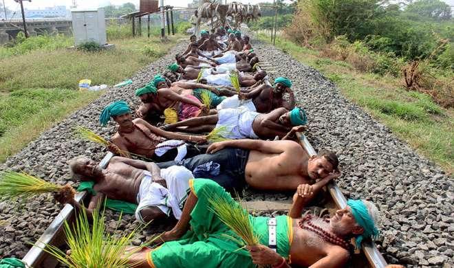 कावेरी विवाद: तमिलनाडु में दूसरे दिन भी 'रेल रोको' आंदोलन जारी रहा - India TV