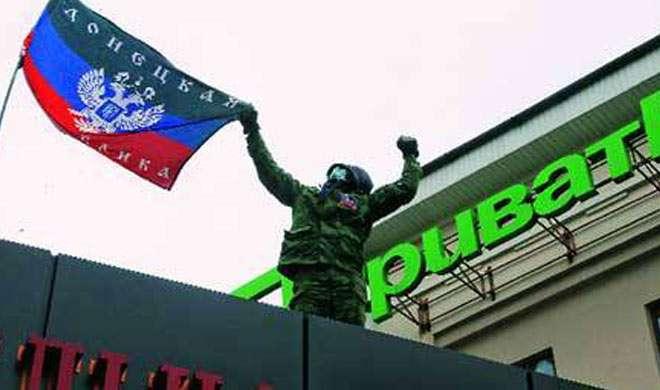बम फटने से रूस समर्थक विद्रोही कमांडर की मौत