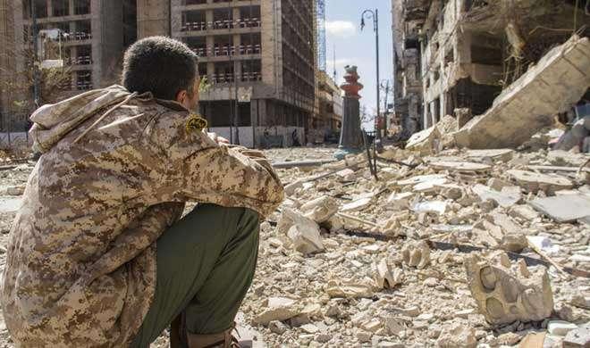 लीबिया: IS के साथ झड़प में 14 लड़ाकों की मौत