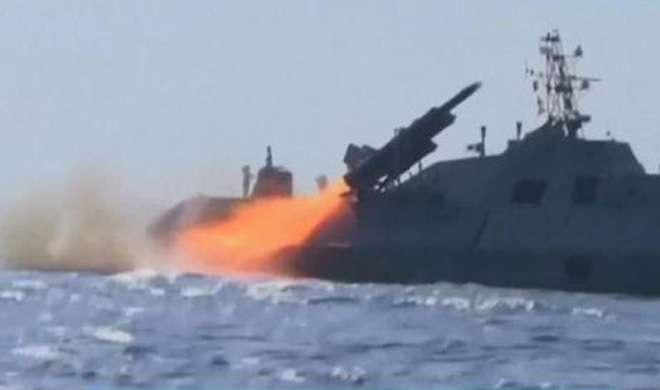 प्रक्षेपण के असफल होने का कारण मिसाइल में विस्फोट था: सोल - India TV