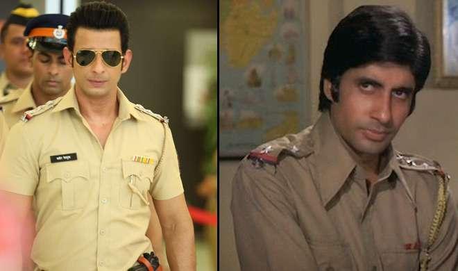 पर्दे पर शरमन के पसंदीदा पुलिसकर्मी हैं अमिताभ बच्चन - India TV