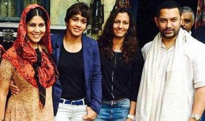 गीता-बबीता फोगट ने 'हानिकारक बापू' को लेकर कही ये बात - India TV
