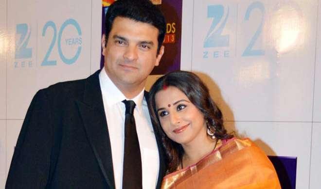 पति सिद्धार्थ को इस नाम से बुलाती हैं विद्या बालन - India TV