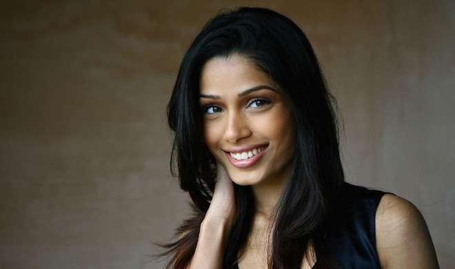 हिन्दी फिल्मों में काम करने को लेकर फ्रीडा पिंटो ने कही ये बात - India TV