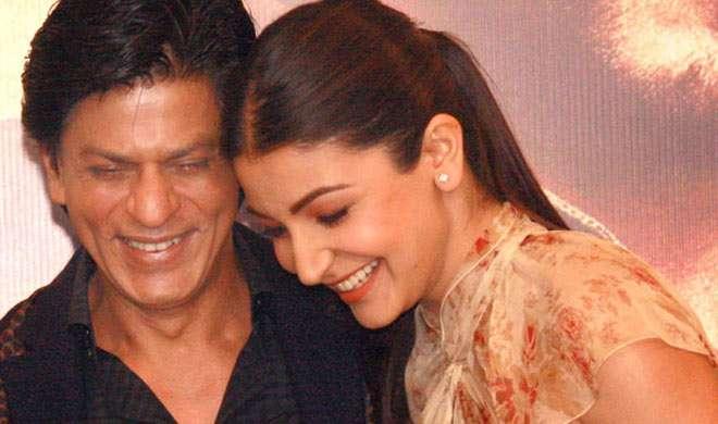 अनुष्का ने कहा, हमेशा अद्भुत होता है शाहरुख के साथ काम करना - India TV