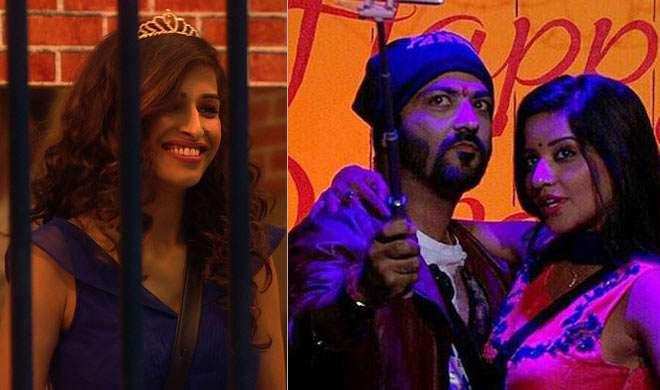 Bigg Boss 10: देखें कैसे वापसी करते ही प्रियंका जग्गा ने साधा मनु-मोना पर निशाना - India TV