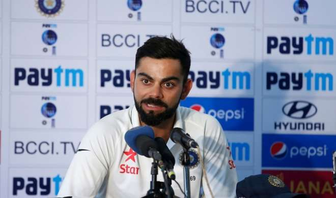 अंग्रेज़ बल्लेबाज़ों के रवैये से दंग रह गया: कोहली - India TV