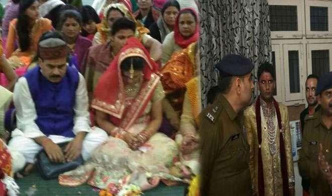 बरेली: लड़कियों ने दुल्हन पर फेंका तेजाब, दुल्हें ने कहा...