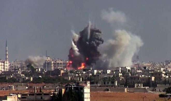 सीरियाई विद्रोहियों ने कहा, कार बम हमले में 25 लोगों की मौत - India TV