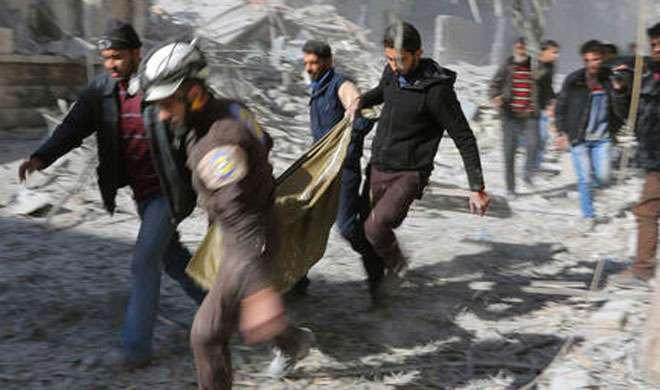 अलेप्पो में विद्रोहियों ने स्कूल पर की गोलाबारी, 7 छात्र मारे गए