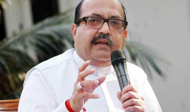 रामगोपाल की SP में वापसी पर अमर सिंह बोले, ''वे इनसाइडर हैं, मैं आउटसाइडर हूं'' - India TV