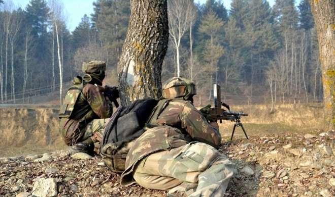 जम्मू-कश्मीर: सेना की टुकड़ी पर हमला, 2 जवान शहीद, 3 आतंकी ढेर - India TV