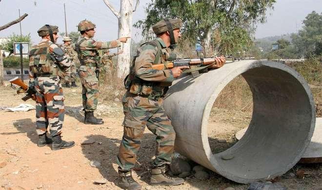 J&K: नगरोटा में आतंकी हमला, 2 अफसरों समेत 7 सैनिक शहीद, 6 आतंकी ढेर - India TV