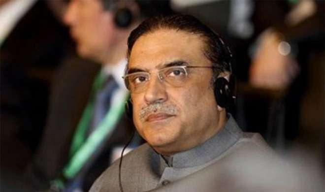 आसिफ अली जरदारी ने कहा, मैं जल्द ही पाकिस्तान लौटूंगा - India TV
