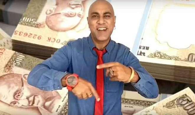 बाबा सहगल नोटबंदी पर धमाल: अंडा पूछे मुर्गी से क्या है ब्लैक का फंडा? - India TV