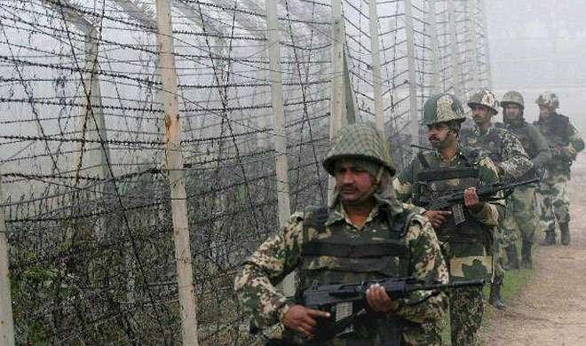 बाज नहीं आ रहा है पाकिस्तान, नियंत्रण रेखा पर फिर की भारी गोलाबारी - India TV