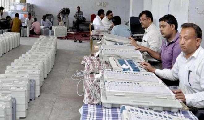 मध्य प्रदेश और त्रिपुरा उपचुनाव की मतगणना शुरू - India TV
