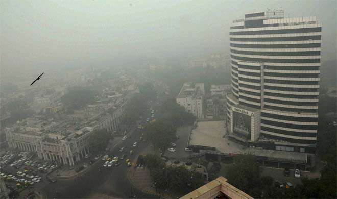 Image result for : प्रदूषण का सामना कर रहे दिल्ली