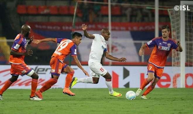 ISL: दिल्ली को हराकर शीर्ष-4 में पहुंचा पुणे - India TV