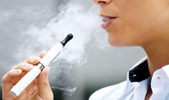 सावधान! कही आप ई-सिगरटे तो नहीं पीते, हो सकता है मसूड़ो के लिए नुकसानदेय