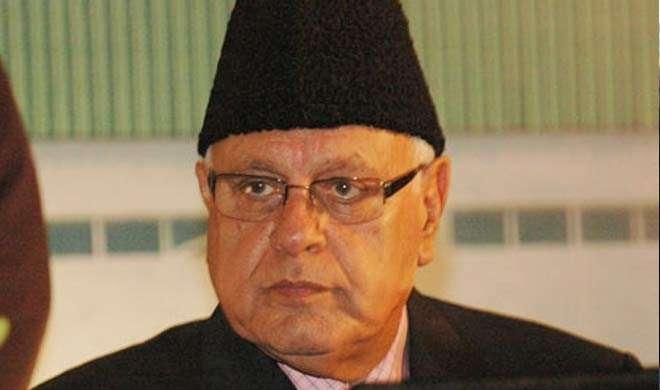 पाक के कब्जे वाले कश्मीर पर फारूक पाकिस्तान की भाषा बोल रहे: BJP - India TV
