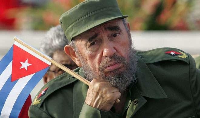 क्यूबा के क्रांतिकारी नेता और पूर्व राष्ट्रपति फिदेल कास्त्रो नहीं रहे - India TV