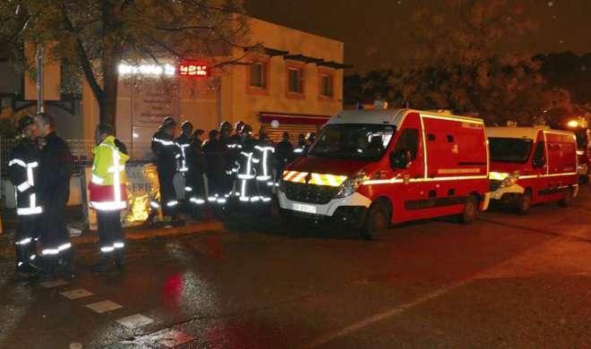 सशस्त्र व्यक्ति ने फ्रांस में धर्म प्रचारकों के आवास में घुसकर की महिला की हत्या - India TV